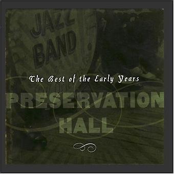 Preservation Hall Jazz Band - bedste af tidlige år [CD] USA importen