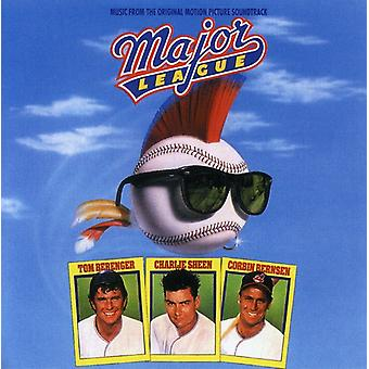 Various Artists - Major League [CD] USA import