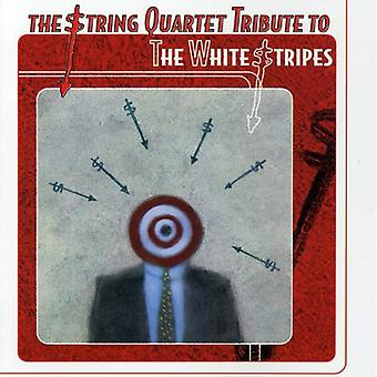 Tribute to White Stripes - The String Quartet Tribute to the White Stripes [CD] USA import