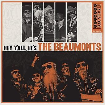 Beaumonts - Hey Y'All det [CD] USA importere