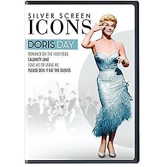 Silver Screen ikony: Doris Day [DVD] USA import