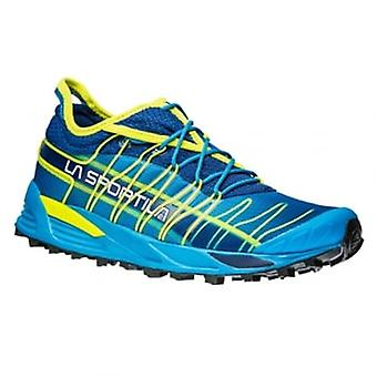 Mutant Trail Running Shoes Blue/Sulphur