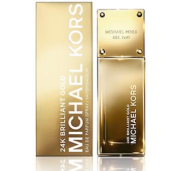 Michael Kors Michael Kors 24K Brilliant Gold Eau De Perfume Spray For Her