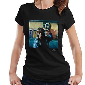 Damon Albarn sløring i London 1995 kvinder T-Shirt
