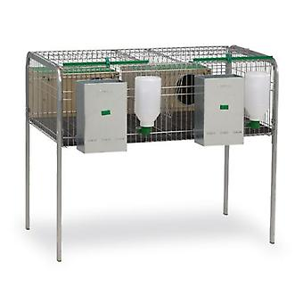 Gaun 2 rabbits cage model Silleda 43350 Nests (Garden , Animals , Rabbits , Warren)