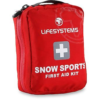 Snow Sports First Aid Kit - manufactured to European quality standards -