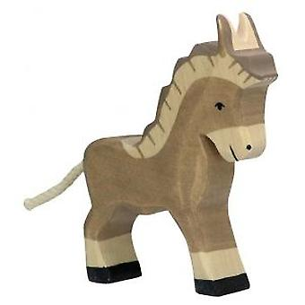 Goki Donkey, small (Toys , Dolls And Accesories , Miniature Toys , Animals)