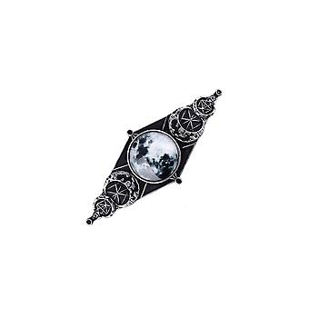 Restyle Moon Geometry Hair Clip
