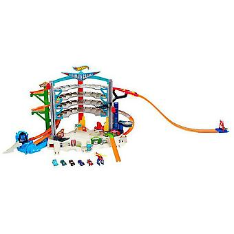 Hot Wheels Ultimate Garage (Toys , Vehicles And Tracks , Parking And Circuits)