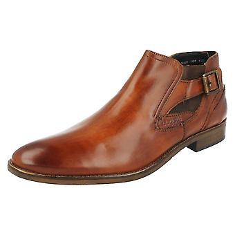 Mens Bugatti Ankle Boots 312-16420