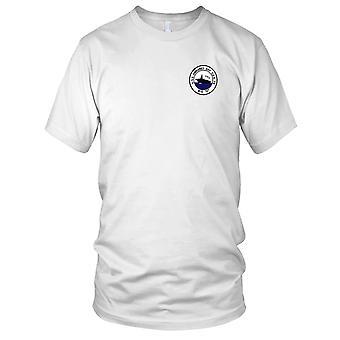 US Navy CVE-79 USS Ommaney Bay gestickt Patch - Damen T Shirt