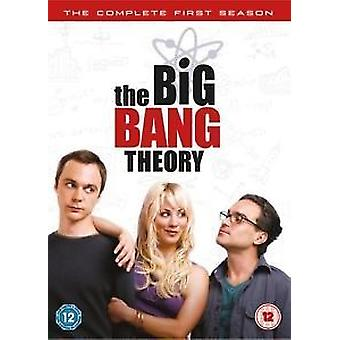 De Big Bang Theory seizoen 1 (DVD)