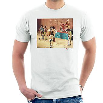 The Jackson 5 At The Royal Variety Performance White Men's T-Shirt