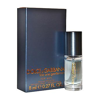 Dolce & Gabbana The One Gentleman Eau de Toilette Spray 8ml