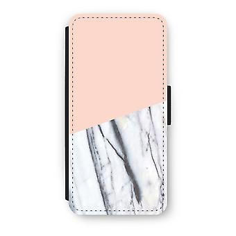 iPhone 5/5S/SE Flip Case - A touch of peach