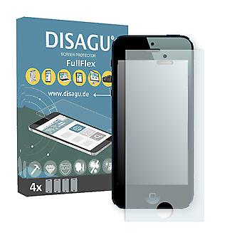 Apple iPhone 5 screen protector - DISAGU FullFlex protector
