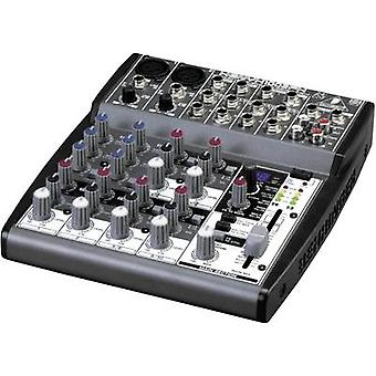 Mixing console Behringer XENYX 1002FX No. of channels:10