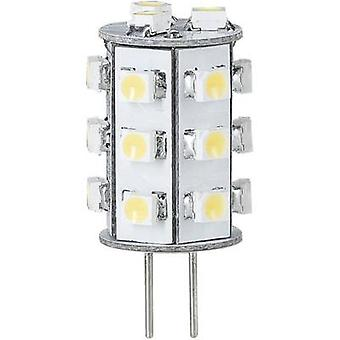 LED G4 pluma 1 W = 10 W blanco caliente (Ø) mm 15 EEC: base-congelador a ++ Paulmann 1 PC