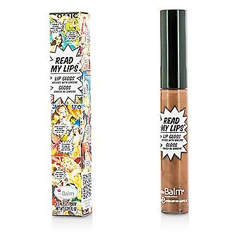 TheBalm Read My Lips (Lip Gloss Infused With Ginseng) - #Ka Bang! 6.5ml/0.219oz