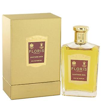 Floris Leather Oud Eau De Parfum Spray By Floris