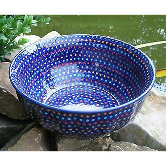Waves edge Bowl ø 22-24 cm, height 10 cm, unique 106 - BSN m-3823