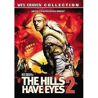 The Hills Have Eyes 2 Wes Craven Collection (DVD)