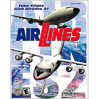 Luchtvaartmaatschappijen 2