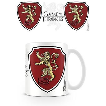 Game of Thrones (Lannister) ceramic mug