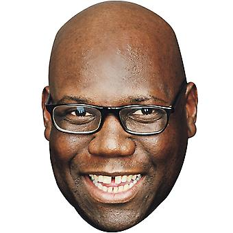 Máscara de Carl Cox