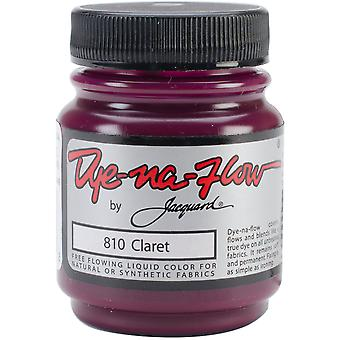 Jacquard Dye-Na-Flow Liquid Color 2.25oz-Claret