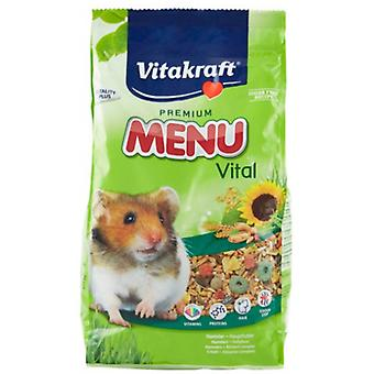 Vitakraft Hamster Aroma Menu (Small pets , Dry Food and Mixtures)