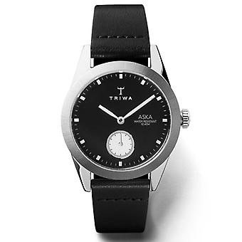 Triwa Watch Slate Ash Black Cl.