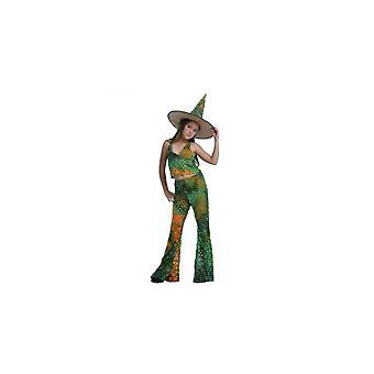 Børns kostumer heks kostume til piger