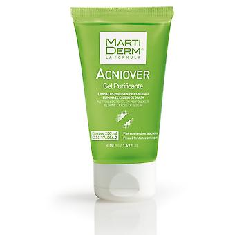 Martiderm Acniover Gel Purificante 200 ml (Cosmetics , Facial , Facial cleansers)