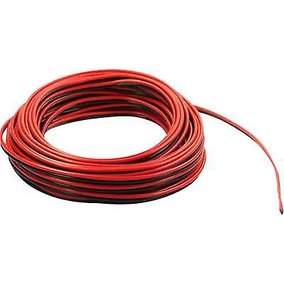 Strand 2 x 0.14 mm² Red-black BELI-BECO L2218/50