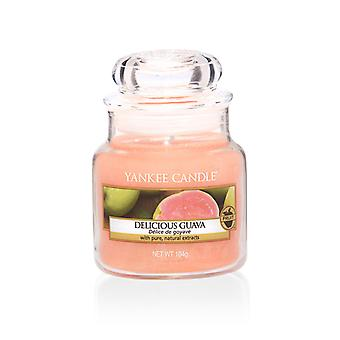 Yankee Candle Classic Medium Jar Delicious Guava Candle 411g