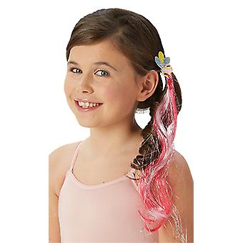 MLP pinkie pie hair rubber with hair for kids My little pony
