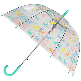 X-brella Womens/Ladies Doggy Automatic Dome Umbrella