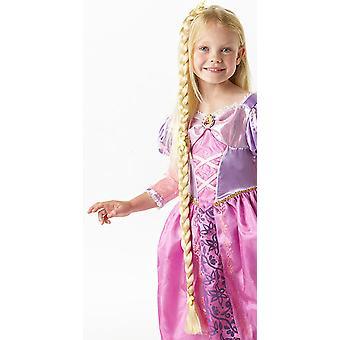 Rapunzel's braid long Hahn for children