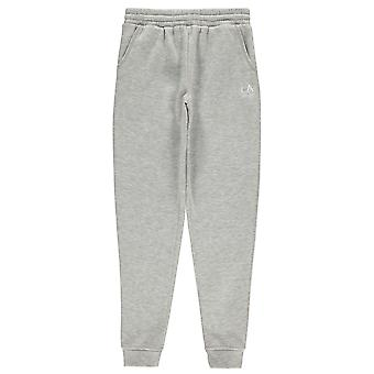 LA Gear Kids Closed Hem Jog Pant Girls