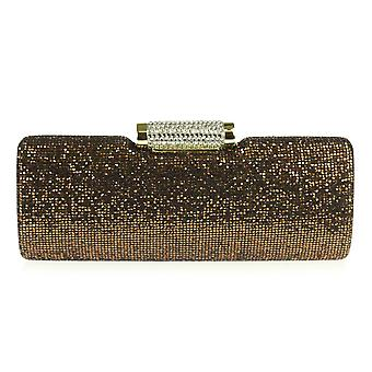 Aarz London Shayla- Gorgeous Shimmery Clutch