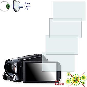 Canon Legria HF R38 display protector - Disagu ClearScreen protector