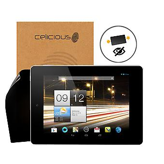 Celicious Privacy 2-Way Anti-Spy Filter Screen Protector Film Compatible with Acer Iconia Tab A1-810