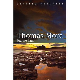 Thomas More par Joanna Paul - livre 9780745692173