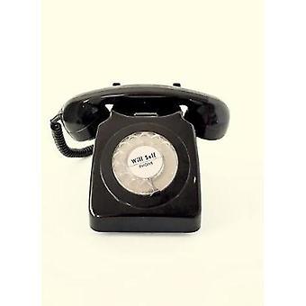 Téléphone par Will Self - livre 9780802125378