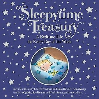 Sleepy Time Treasury by Claire Freedman - 9781471160059 Book