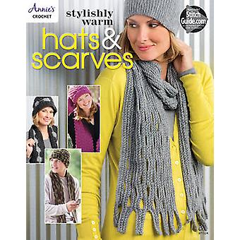 Stylishly Warm Hats & Scarves by Annie's - 9781573679459 Book