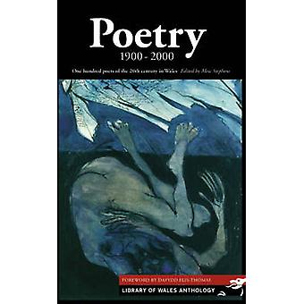 Poetry 1900-2000 by Meic Stephens - 9781902638881 Book