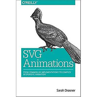 SVG Animations - From Common UX Implementations to Complex Responsive