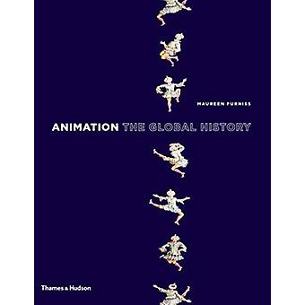 Animation - The Global History by Maureen Furniss - 9780500252178 Book